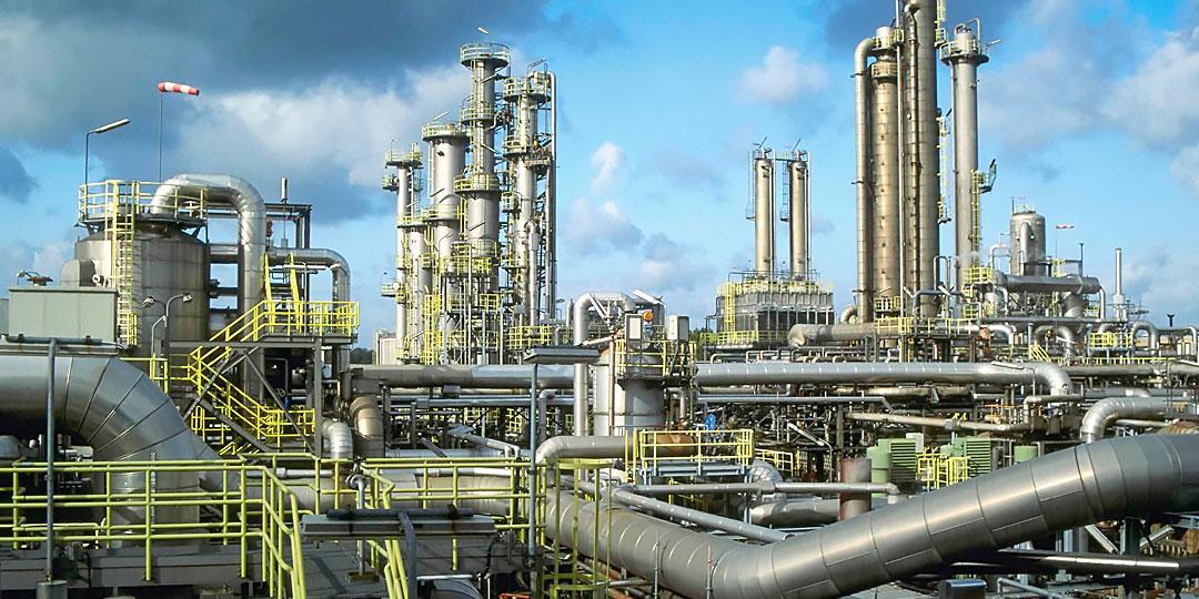 Нафтохімія